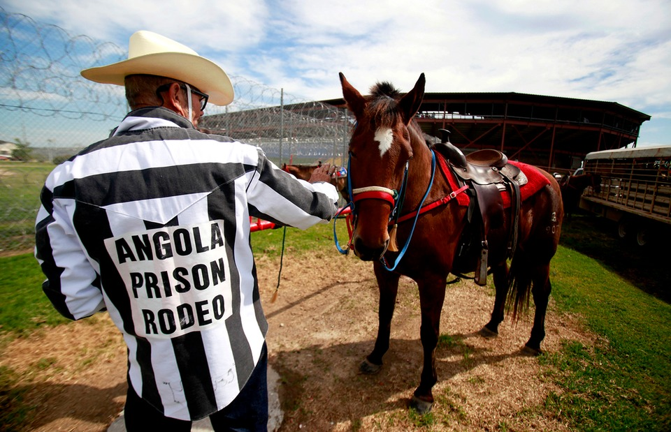 Louisiana State Penitentiary Prison Rodeo Offers Hope Where
