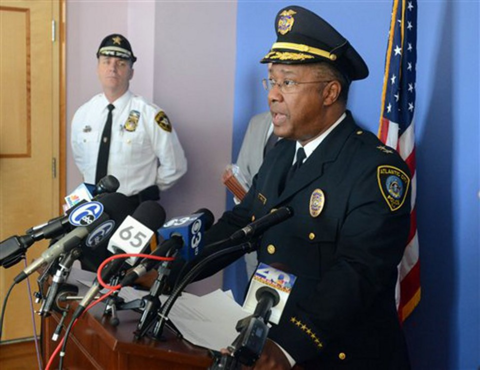 Police Body Cameras >> Twenty-Five Arrested in Atlantic City, N.J. Sweep of Drug Gang