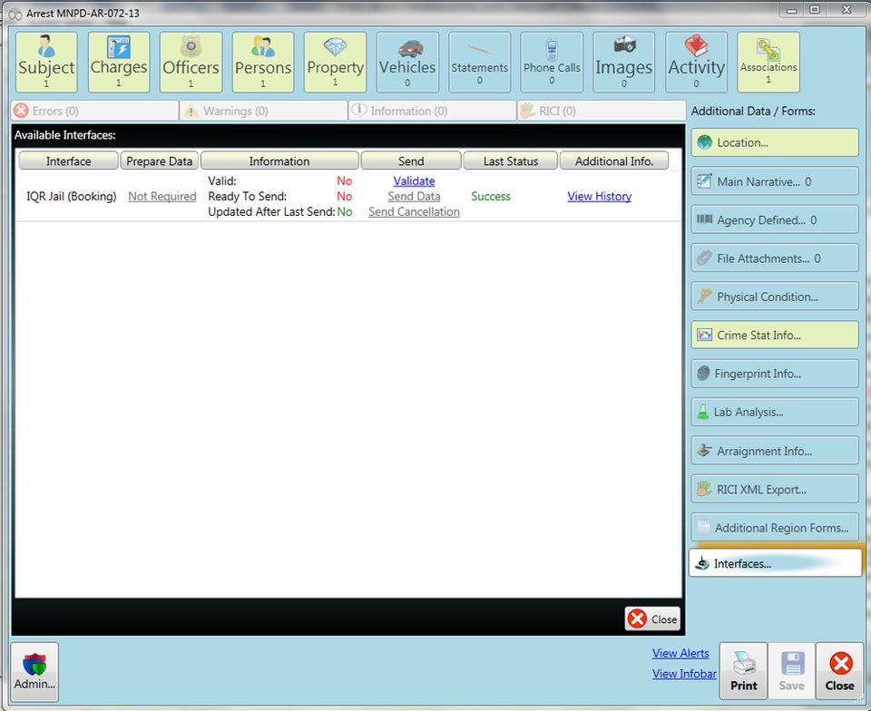 Virtual entry assessment 476