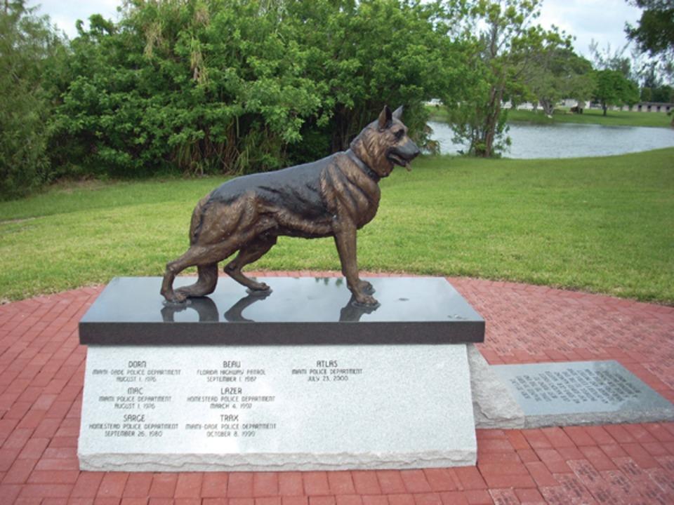 police k9 memorials  remember all of the fallen