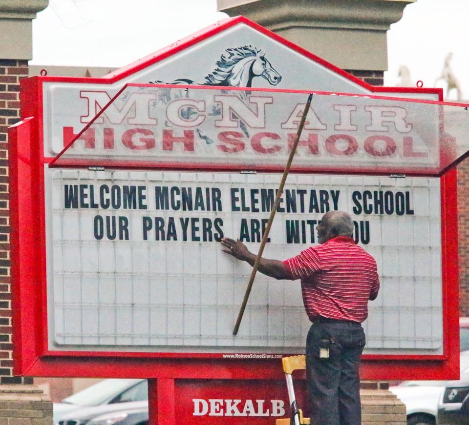 Decatur, Ga. School Bookkeeper Helped Avert Tragedy In