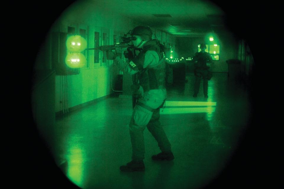 Night Vision Technology History