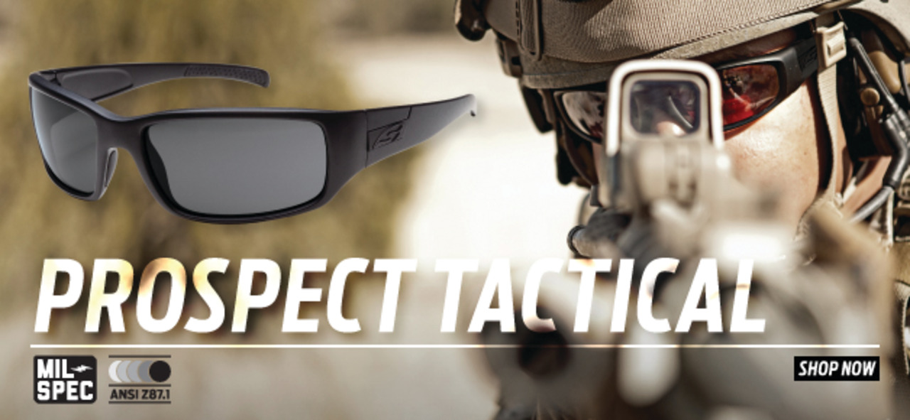 4add18a0ca SMITH OPTICS INC. Prospect Tactical Ballistic Sunglass in Eye Protection