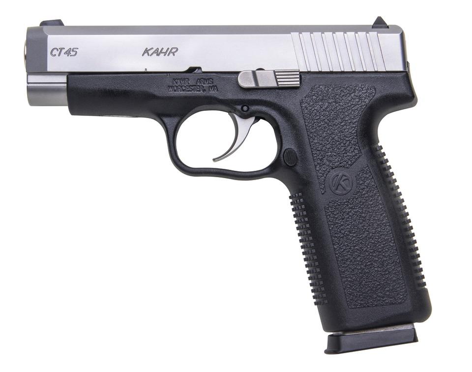 Kahr Firearms Group Full-Frame CT4043, CT4543 Firearms in Handguns