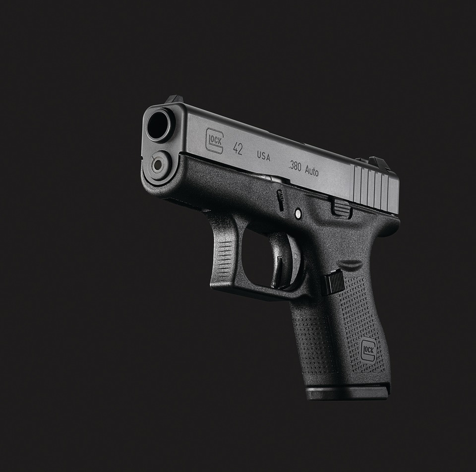 GLOCK Inc  G42 Pocket, Deep Concealment Carry Pistol in Handguns