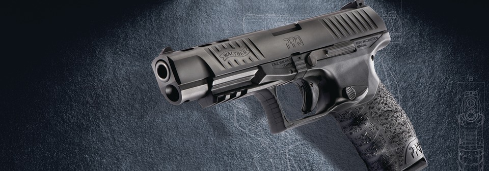 WALTHER PPQ M2 - 5-inch Pistol in Handguns