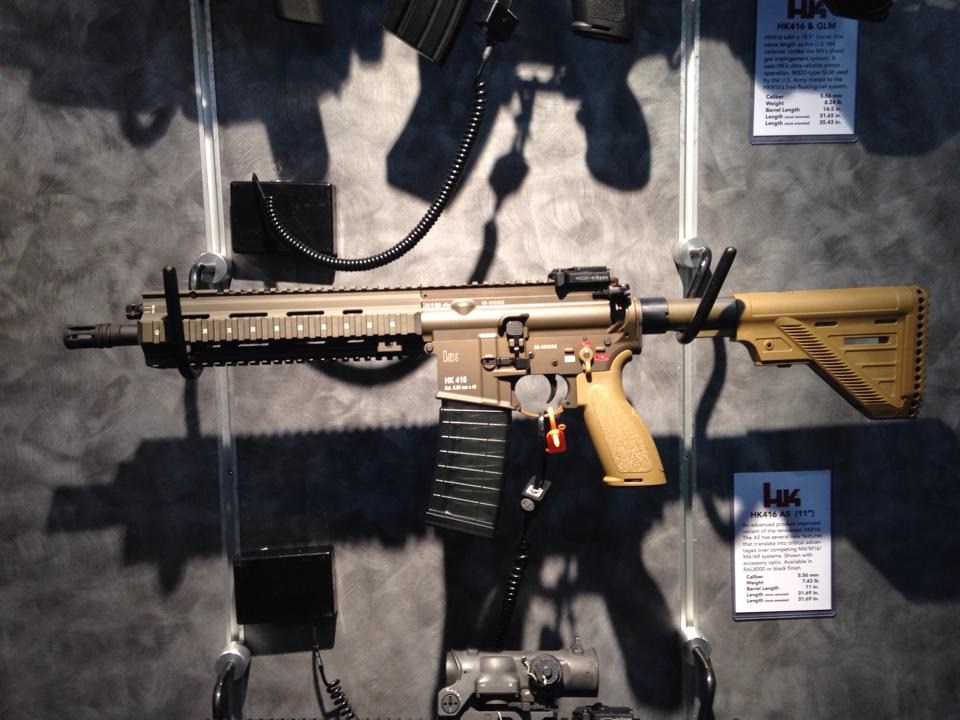 View Photos From SHOT Show in Las Vegas
