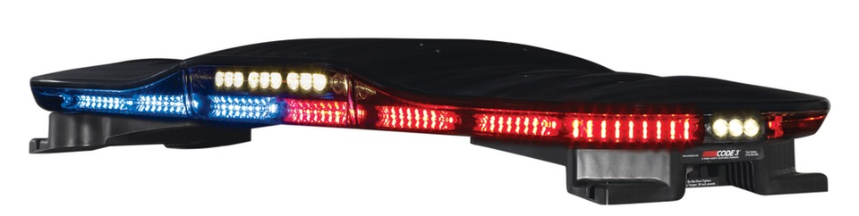Solex light bar from code 3 aloadofball Image collections