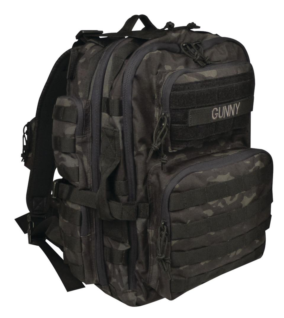 Tru Spec Tactical Response Uniform Multicam Black