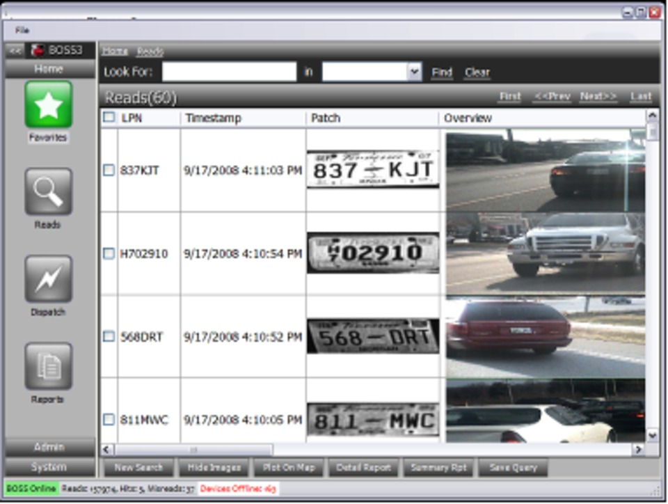 Pips Technology Automatic Number Plate Recognition Anpr