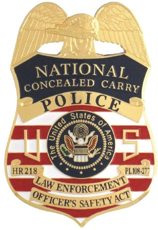 Maxsell Corp Current And Retired Law Enforcement Gold
