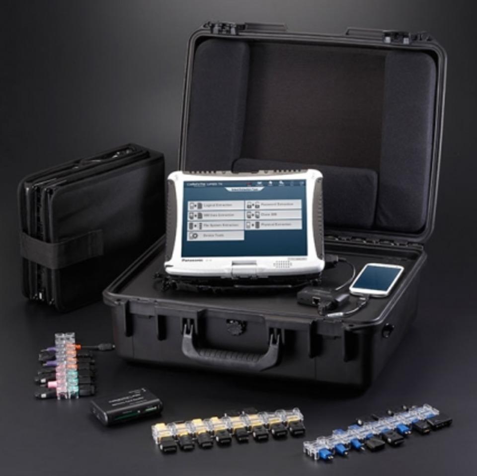 Cellebrite Digital Intelligence Data Forensics For