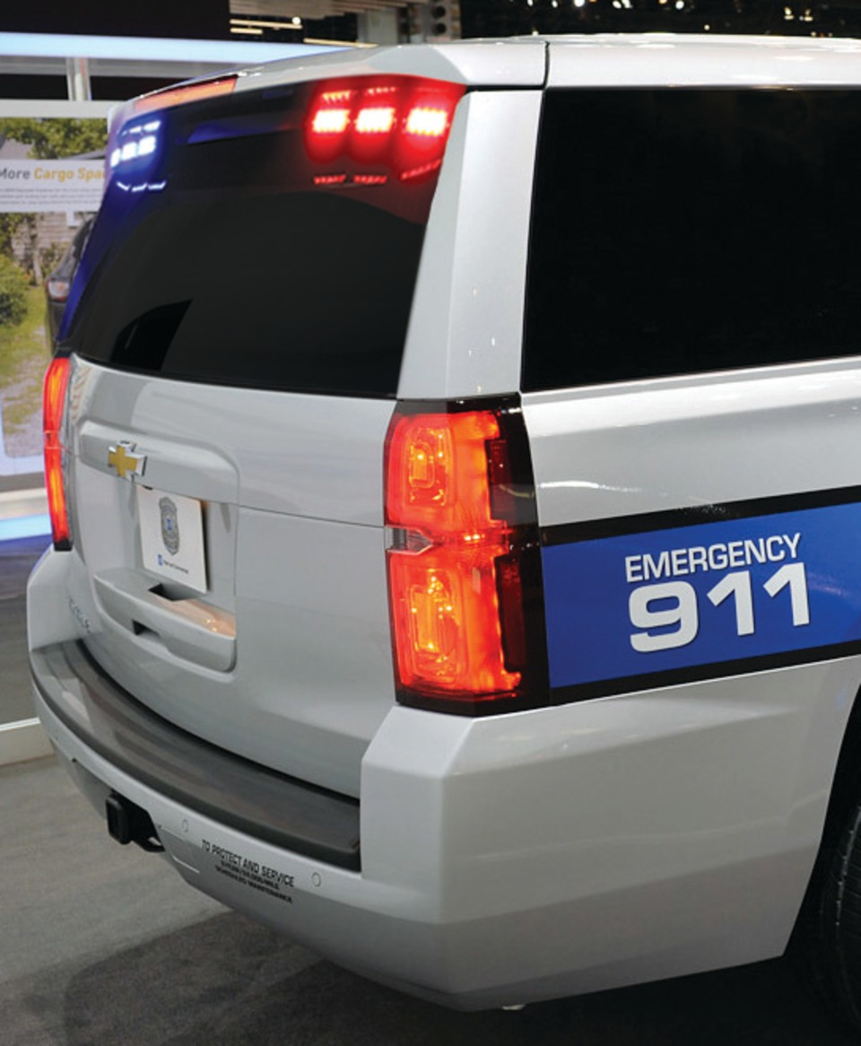 Code 3 Inc Vehicle Lighting And Siren Systems 2017 Tahoe