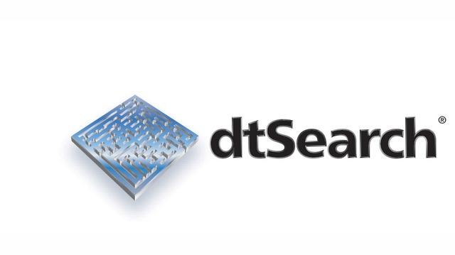 Resultado de imagen de DtSearch Desktop / Engine