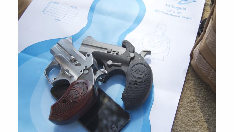 Bond Arms: Your third gun