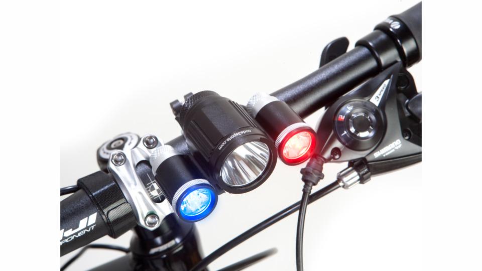 Police Bike Store MaxPatrol-600 Bicycle Patrol Light in