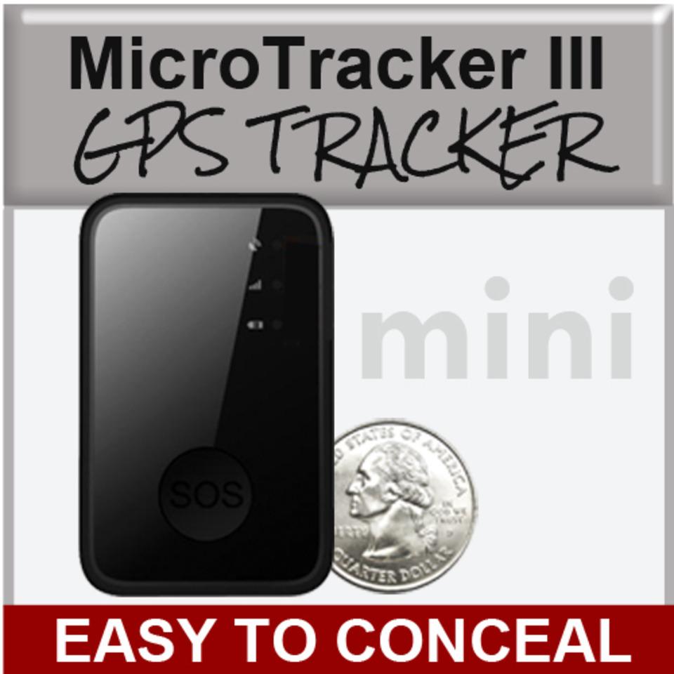 CovertTrack Group Inc  MicroTracker III Mini GPS Tracker in