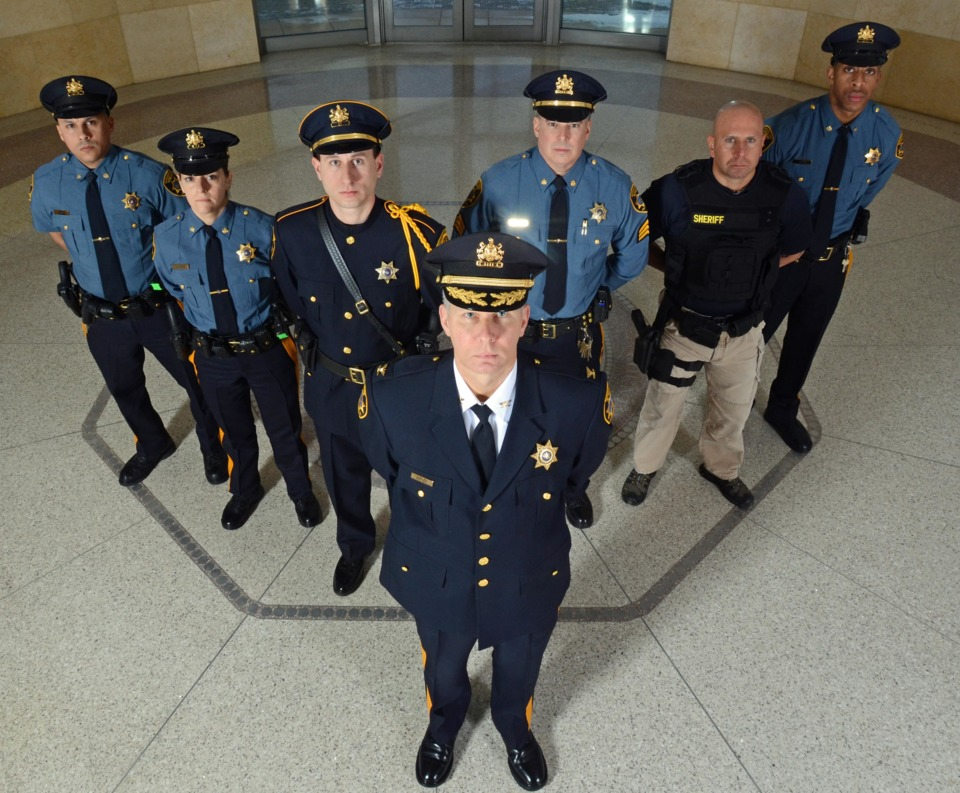 best looking police uniforms