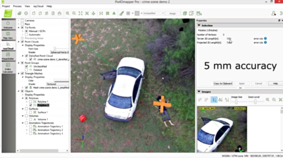 UAV Direct PIXD D Mapping Software For Drones In Mapping Tracking - 3d mapping software