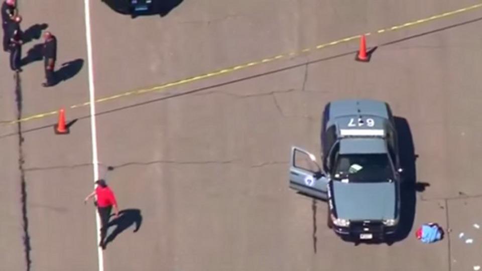 Massachusetts Trooper Accidentally Shoots Self