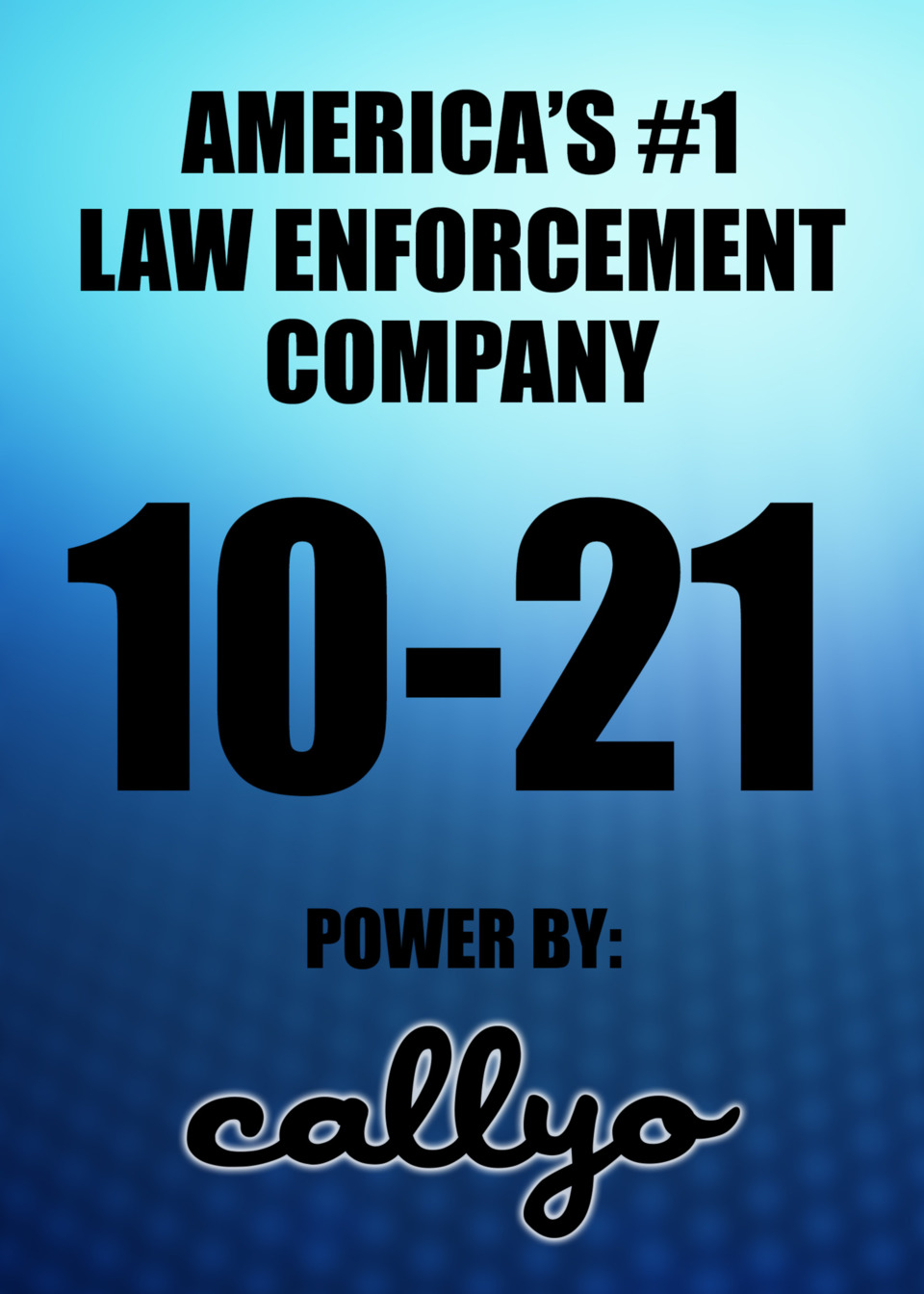 10 21 police phone by callyo launches free app connecting
