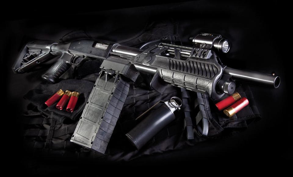 Adaptive Tactical Sidewinder Venom SE Kits in Rifles