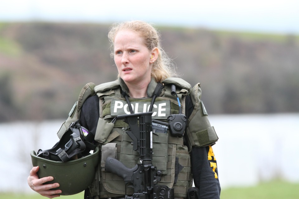 Let Gender Neutral Women In Tactical Units