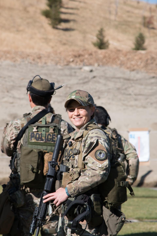 Let Gender Neutral Women In Tactical Units