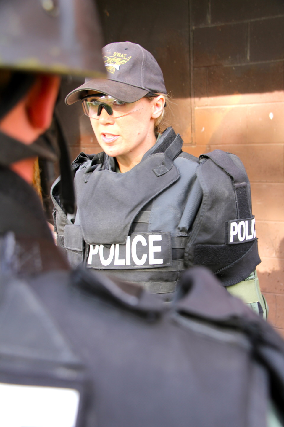 Let Gender Neutral Women In Tactical Units Almost Swat