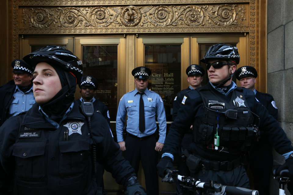 More Chicago Police Officers Retiring Than Joining