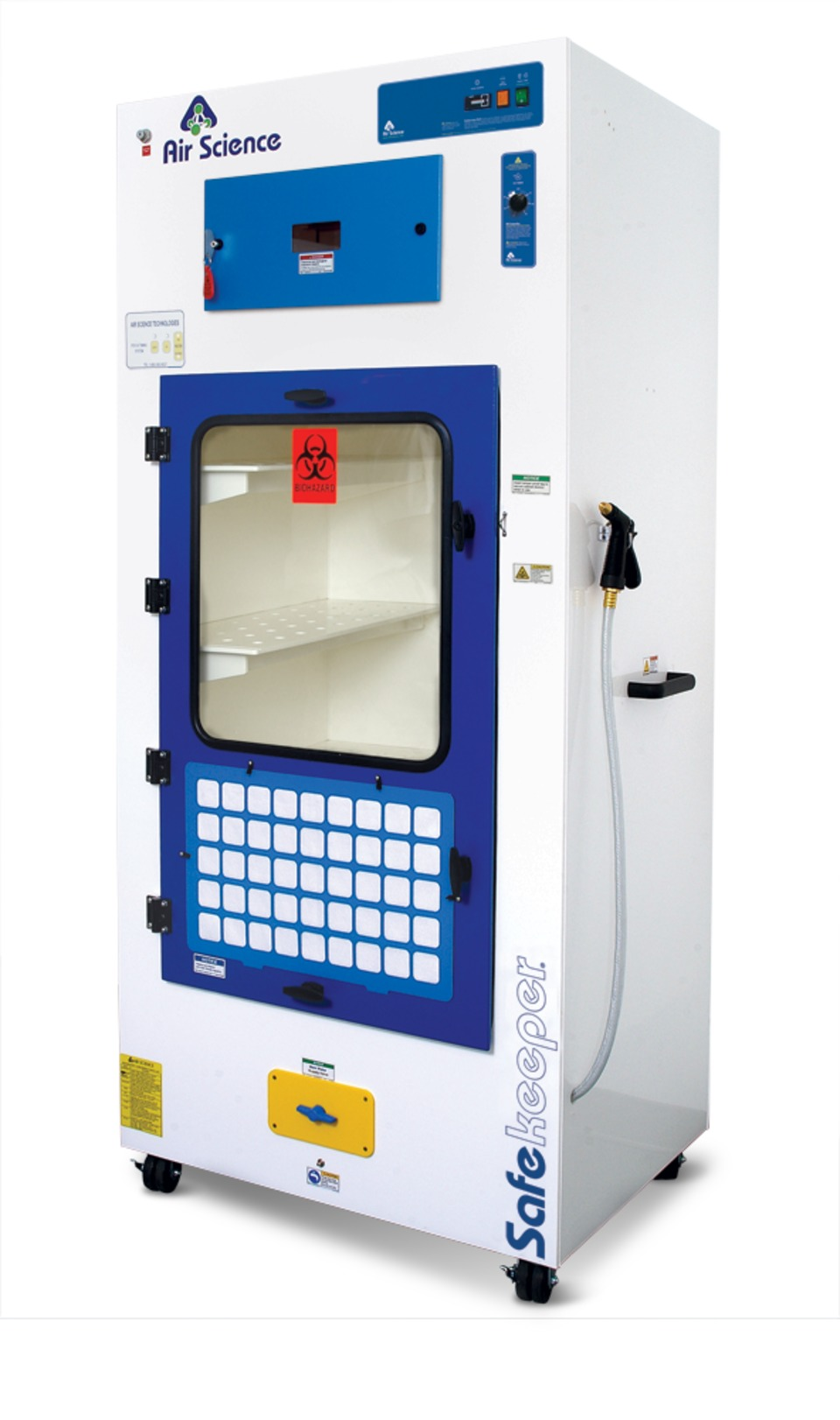 Dry Safe Evidence Drying Cabinet Assembly ~ Air science safekeeper forensic evidence drying cabinets