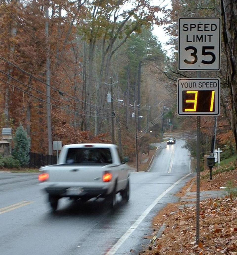 Top 5 Unexpected Benefits Of Radar Speed Signs