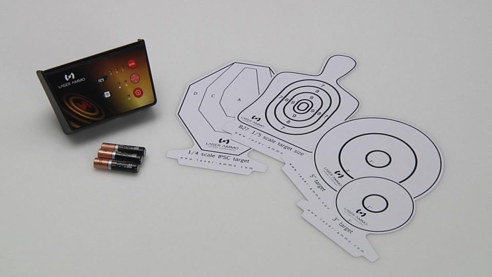 Laser Ammo Ltd Interactive Multi Training Target System