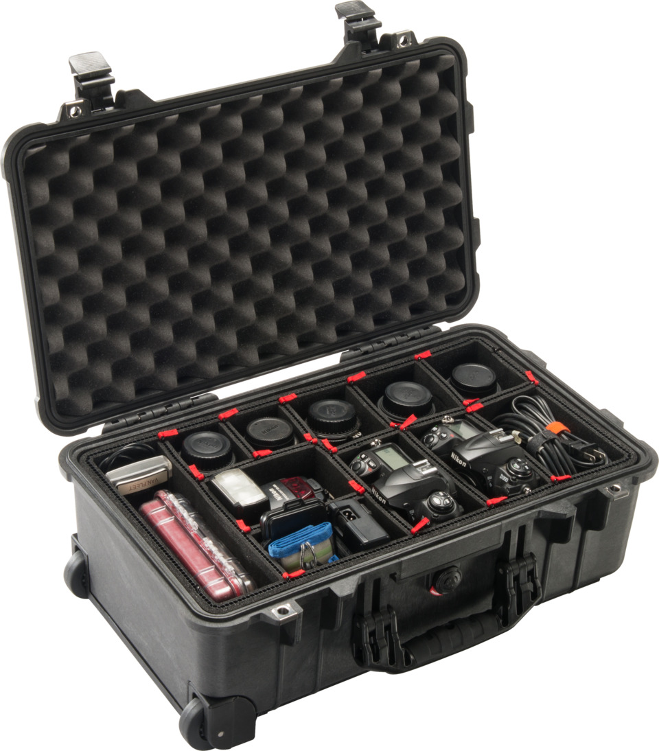 Pelican Products Inc Trekpak Divider Systems Cases In