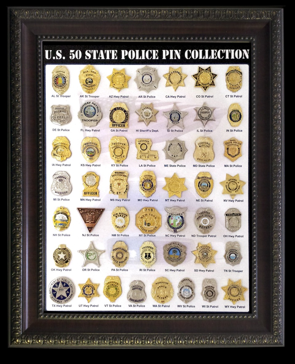 Maxsell corp 50 state police badge collection in badges insignia 50state hirez 56d894b129efd jeuxipadfo Choice Image