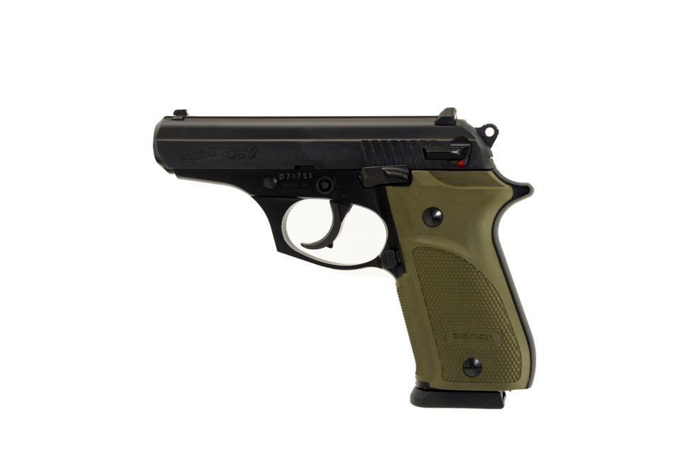 Eagle Imports Inc  Bersa Thunder Combat Plus Thunder 9 Pro XT Pistol