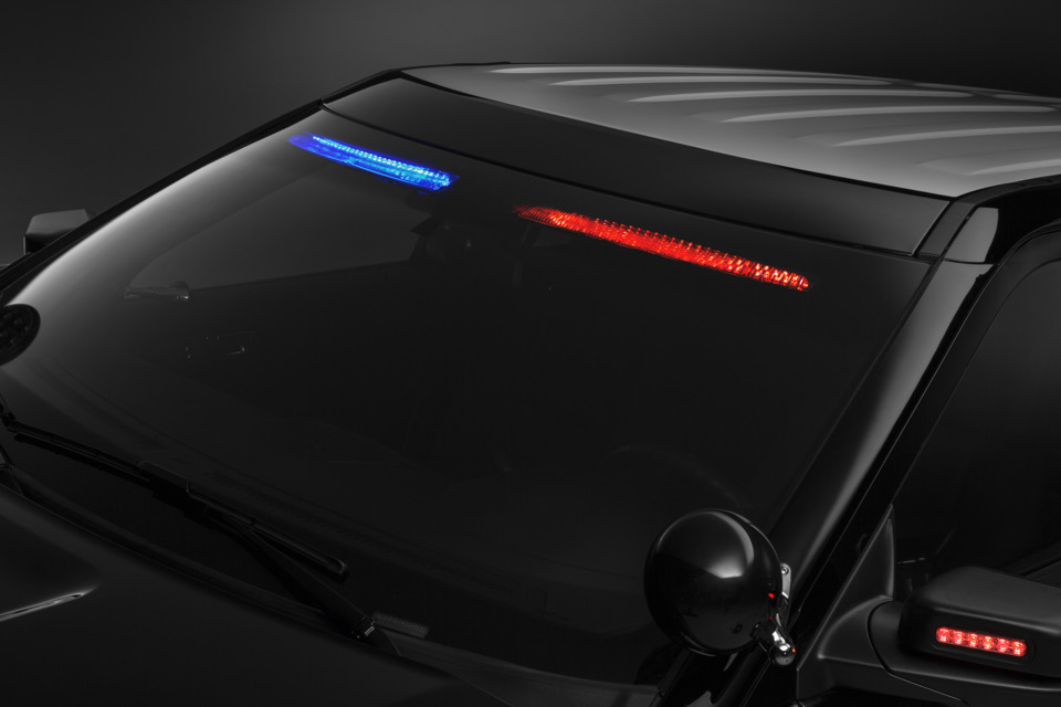 Ford motor co no profile front interior visor light bar on police no profile front interior visor light bar on police interceptor utility in lightbars lights mozeypictures Image collections