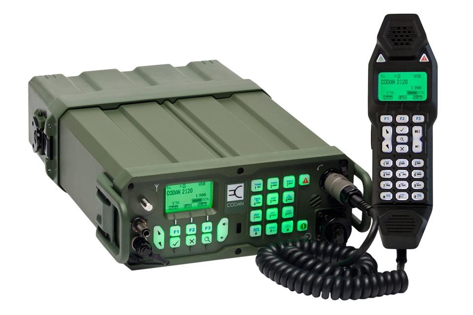 Codan Radio Communications Patrol Manpack in Radios ...