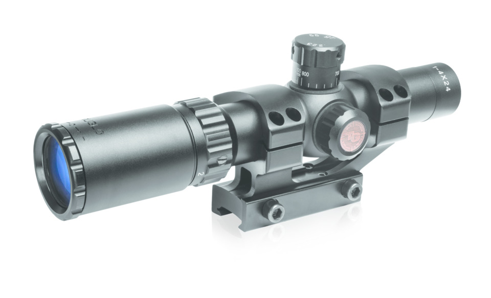 Truglo's Tru-Brite latest tactical scope checks the boxes for design