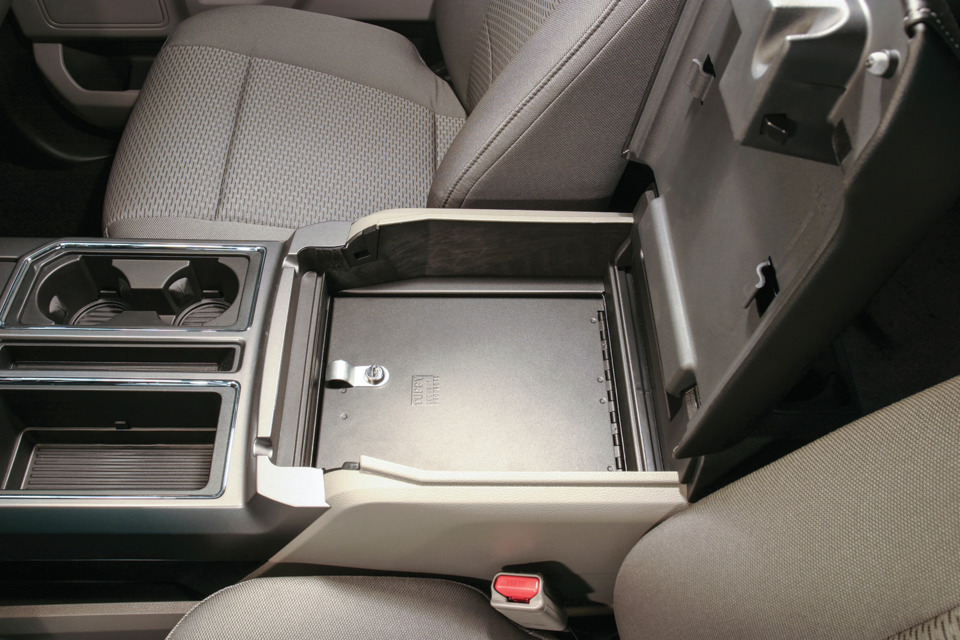 Tuffy Security Products Inc  Ford F150 2015