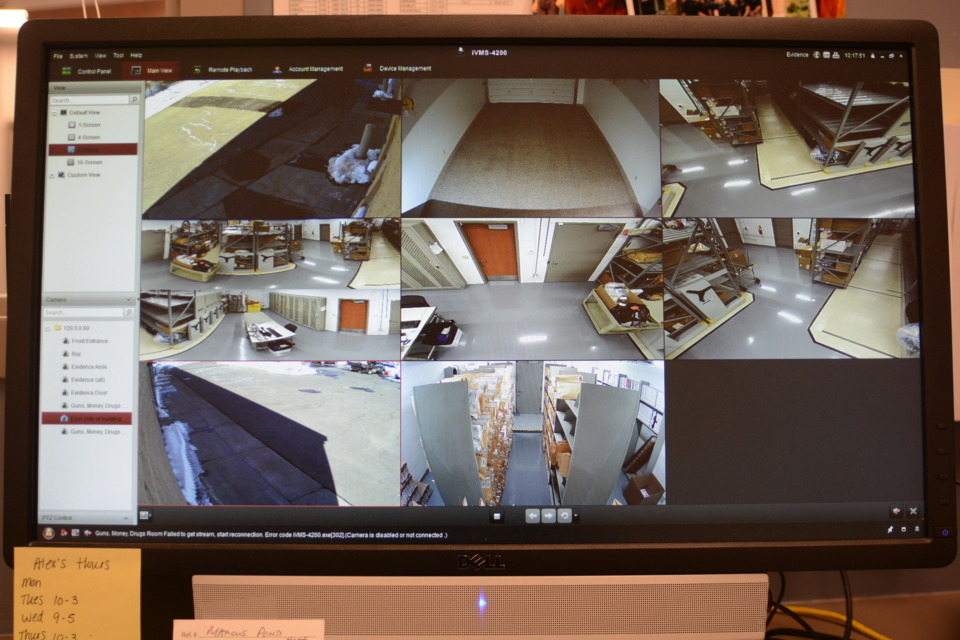 Hikvision Video Surveillance Secures Crime Lab in Colorado