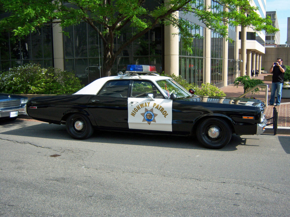 What to do With Old Police Vehicles?