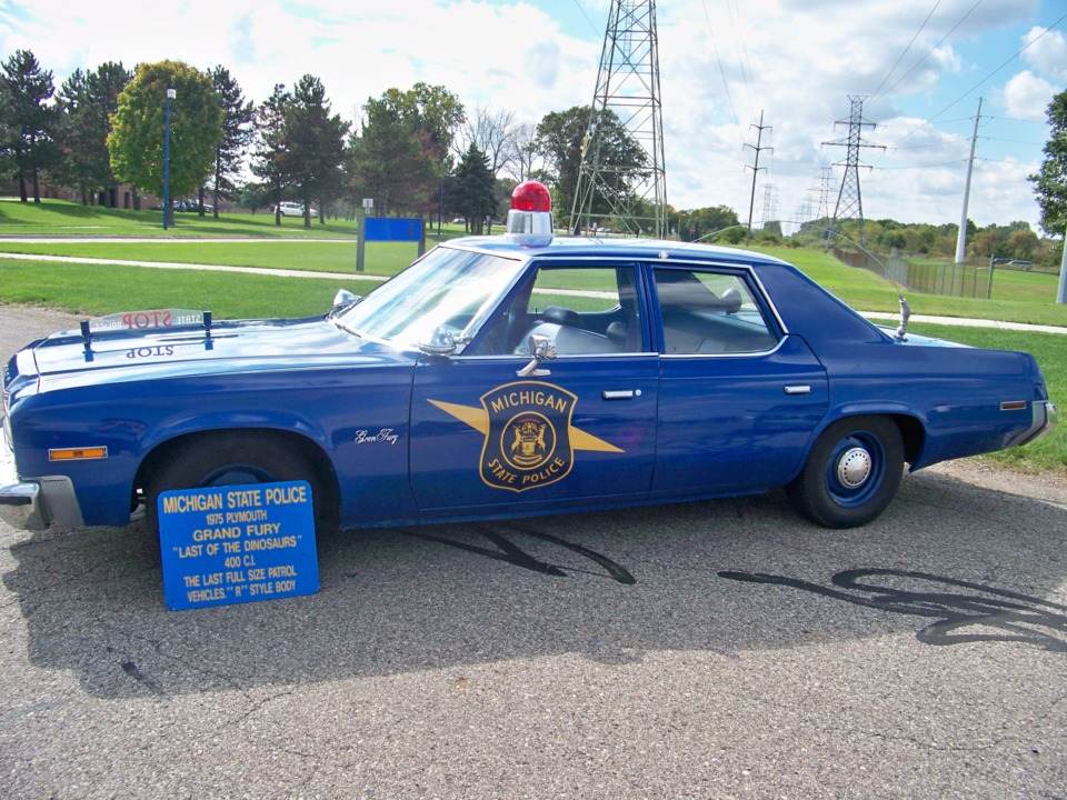 2017 Police Vehicle Test Results and the History of