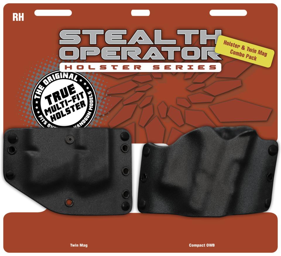 Phalanx Defense Systems LLC Left Handed Multi-Fit Stealth Operator