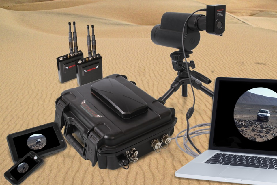 Serastar Technologies Corporation Remote Tactical Global
