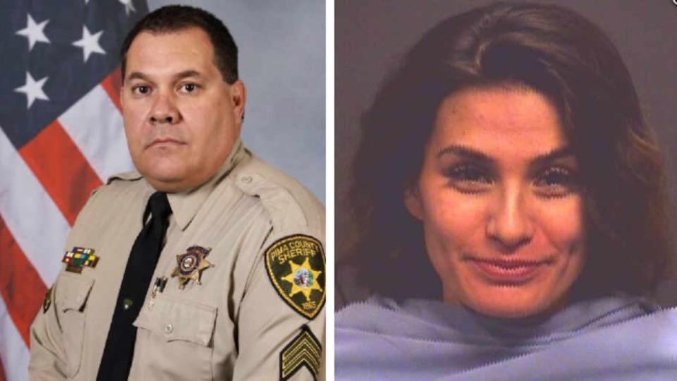 Arizona Sheriff's Deputy Loses Eye in Attack