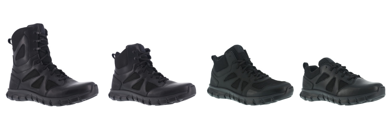 Reebok Introduces Sublite Cushion Tactical 0ccfbf5db