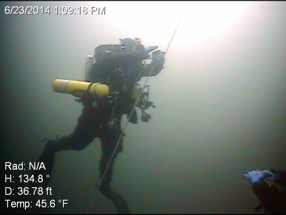 The Underwater Tech In Search And Recovery