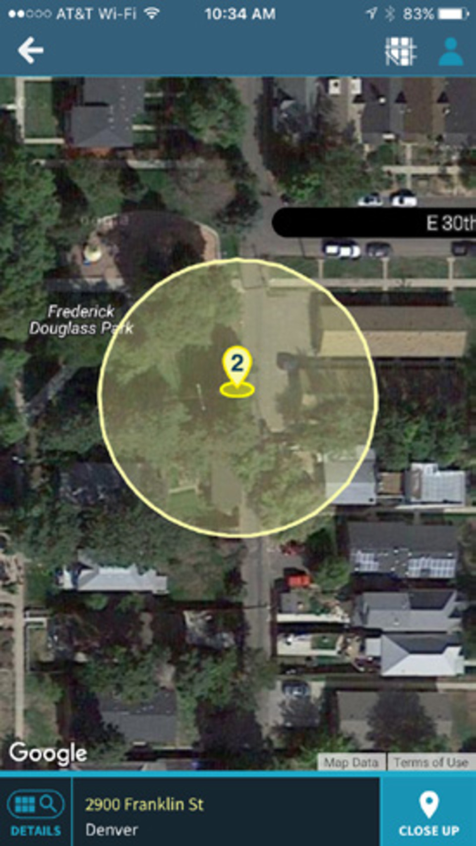 Shotspotter Shotspotter Flex App In Apps Mobile Tablet