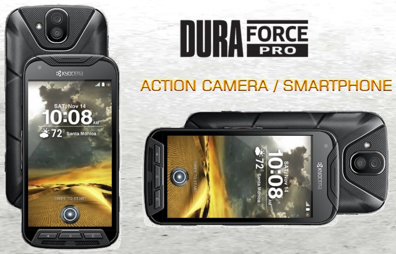 finest selection 00753 be938 Review: Kyocera DuraForce Pro Smartphone